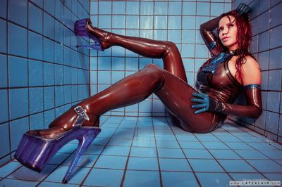 Latex Lair videos